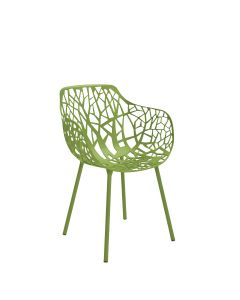 Forest Armchair - Olive Green