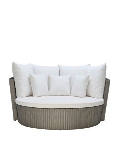 Shell Daybed - Palladium