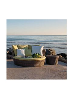 Shell Grande Daybed - Bronze