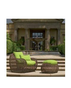 Balou Lounge Armchair - Java