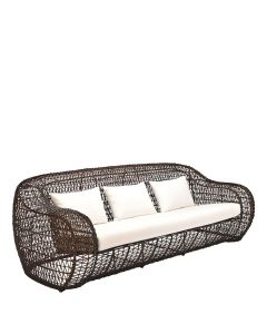 Balou Sofa 3 Seat Interior - Wenge