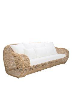 Balou Sofa 3 Seat - Natural