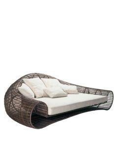 Croissant Sofa 3 Seat - Java