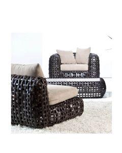 Matilda Lounge Armchair Interior - Wenge