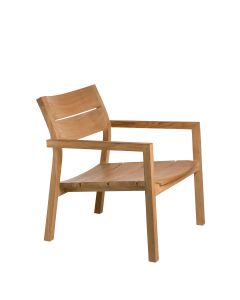 Mistra Lounge Chair - Teak