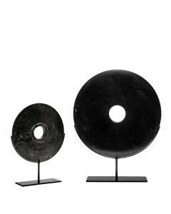 Discus Emperor Marble Pedestal