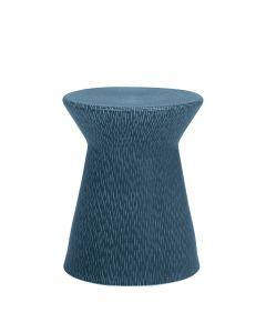 Kylix Side Table - Denim