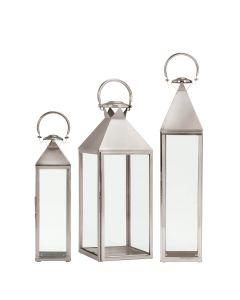 Montpelier Lantern - Antique Nickel