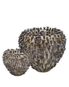 Habitat Reef Vase - Moss