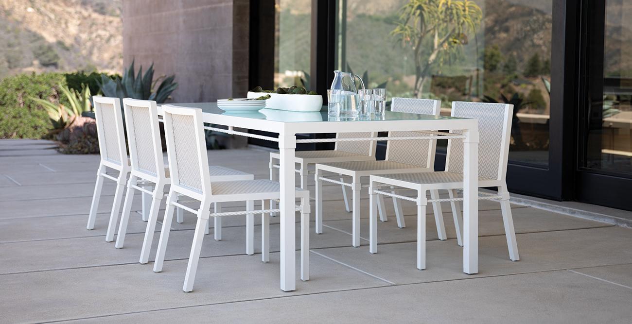 Palmia Dining Set