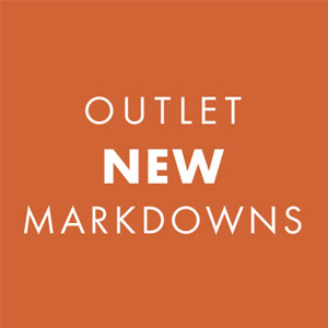 outlet new markdowns