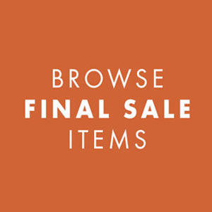Final Sale Items