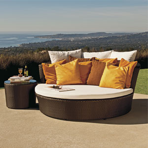 Shell Daybed